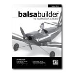 Balsa Builder Magazine Fall 2015 Cover